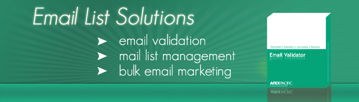 Email list solutions